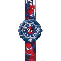 Enfants Flik Flak Spider-Cycle Montre
